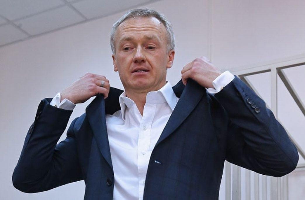 Владислав Баумгертнер вышел из-под домашнего ареста