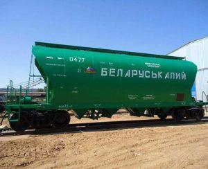 Белоруссия может начать поставку калийных удобрений в Китай по железной дороге
