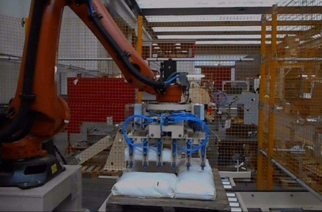На березниковском «Азоте» начал работать антропоморфный робот