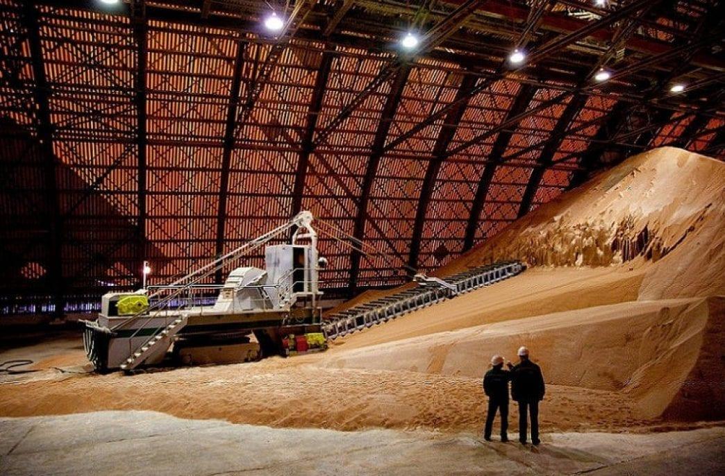 «Беларуськалий» увеличил в 2014 г производство калийных удобрений