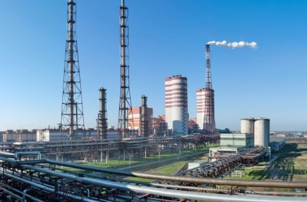 На «Акроне» начали строить новую газораспределительную сеть