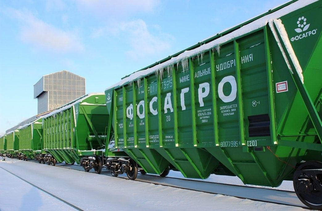 «ФосАгро» открывает в Усть-Луге новый терминал по перевалке минеральных удобрений