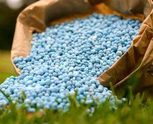 Объем выпуска минеральных удобрений превысил 40 млн т.