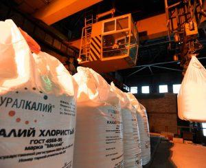 Цены по новому контракту «Уралкалия» с Китаем ожидают в районе 315 долл за тонну