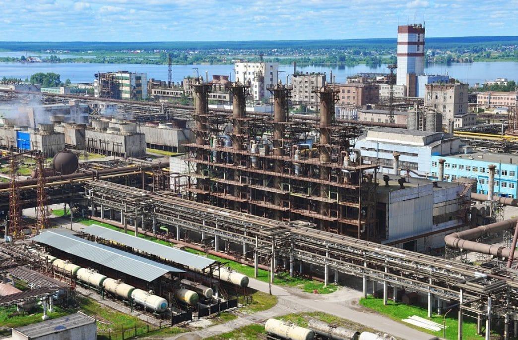 Филиал «Азот» ОАО «ОХК «Уралхим» произвел более 1 млн тонн продукции в 1 полугодии 2015