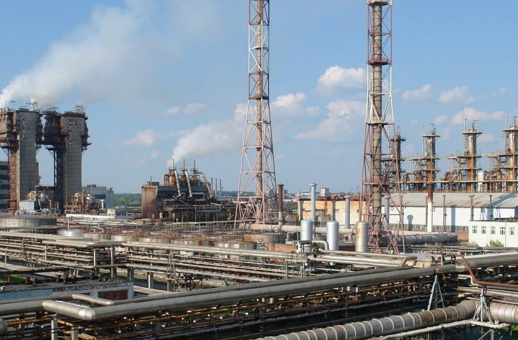 Пермский «Азот» модернизировал цех нитрит-нитратных солей