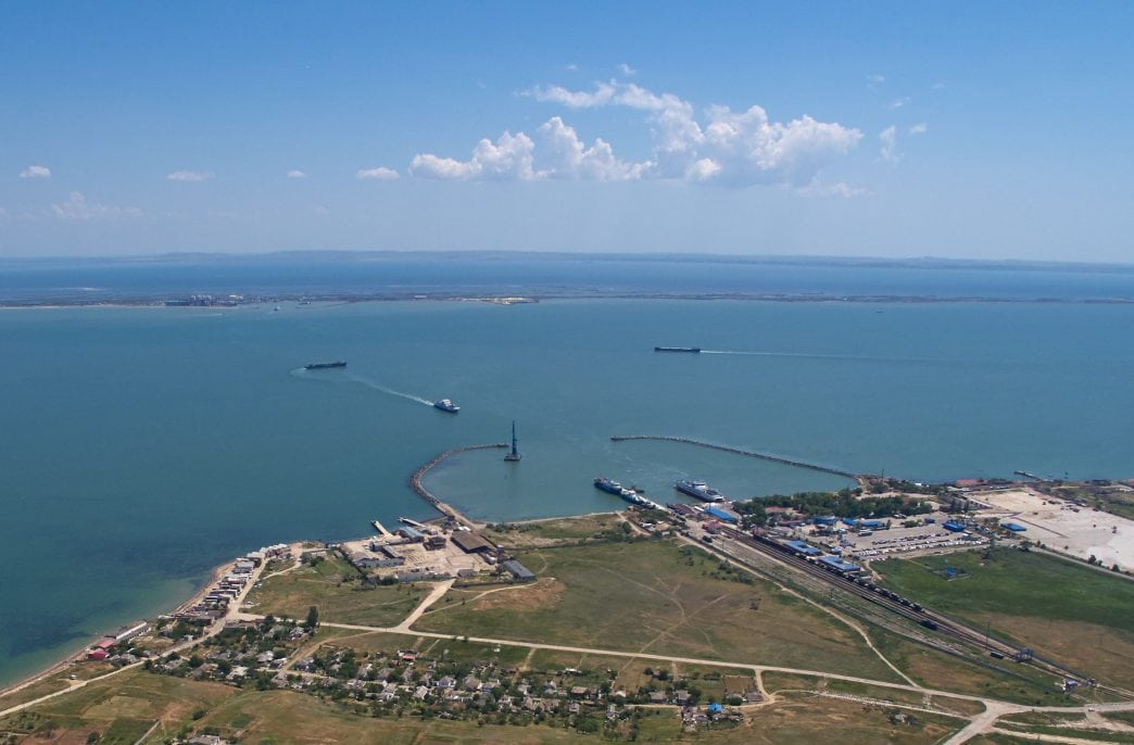 Минтранс ограничил ввоз минудобрений в Крым