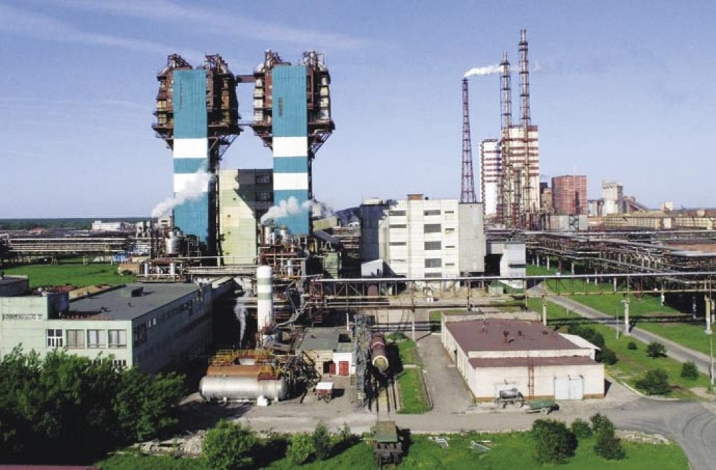 «Акрон» в 2015 году увеличил производство продукции на 2,6%