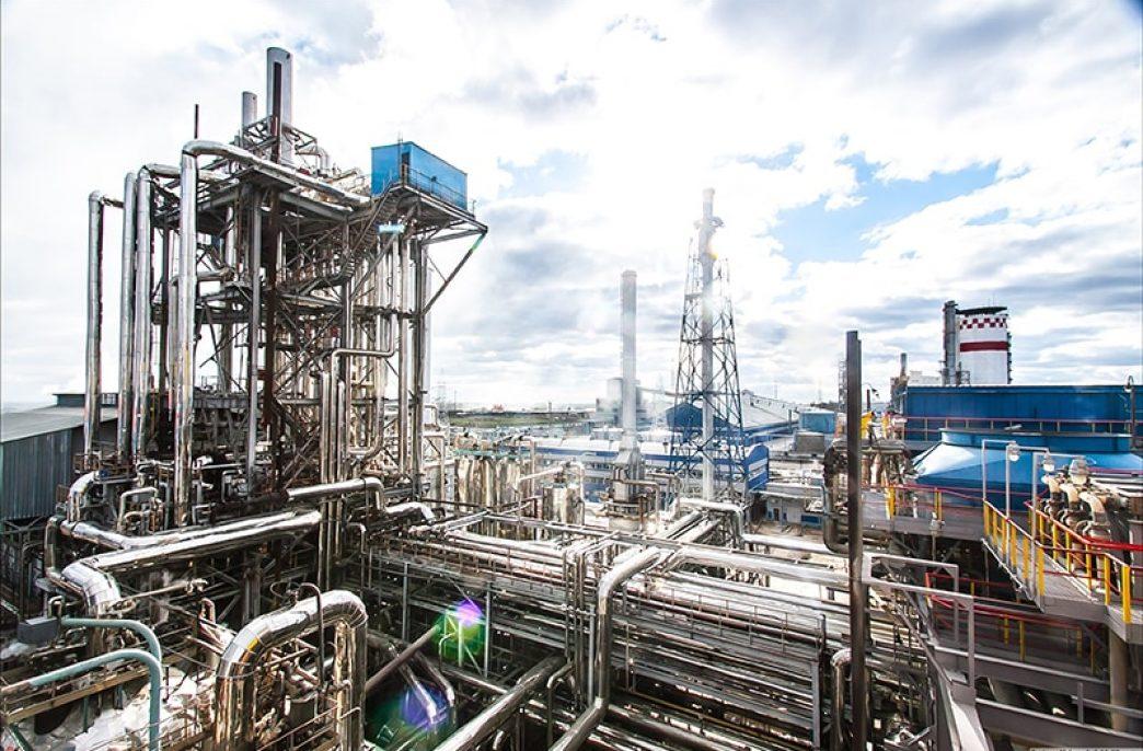 На химическом предприятии «Азот» в Тульской области произошел пожар