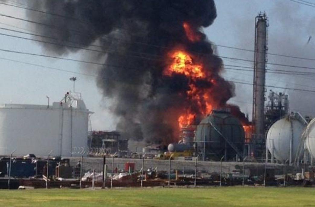 В Японии прогремел взрыв на заводе органических удобрений
