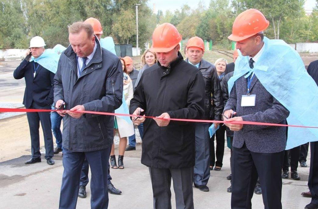 Новое производство удобрений на Ровенщине поможет демонополизировать рынок