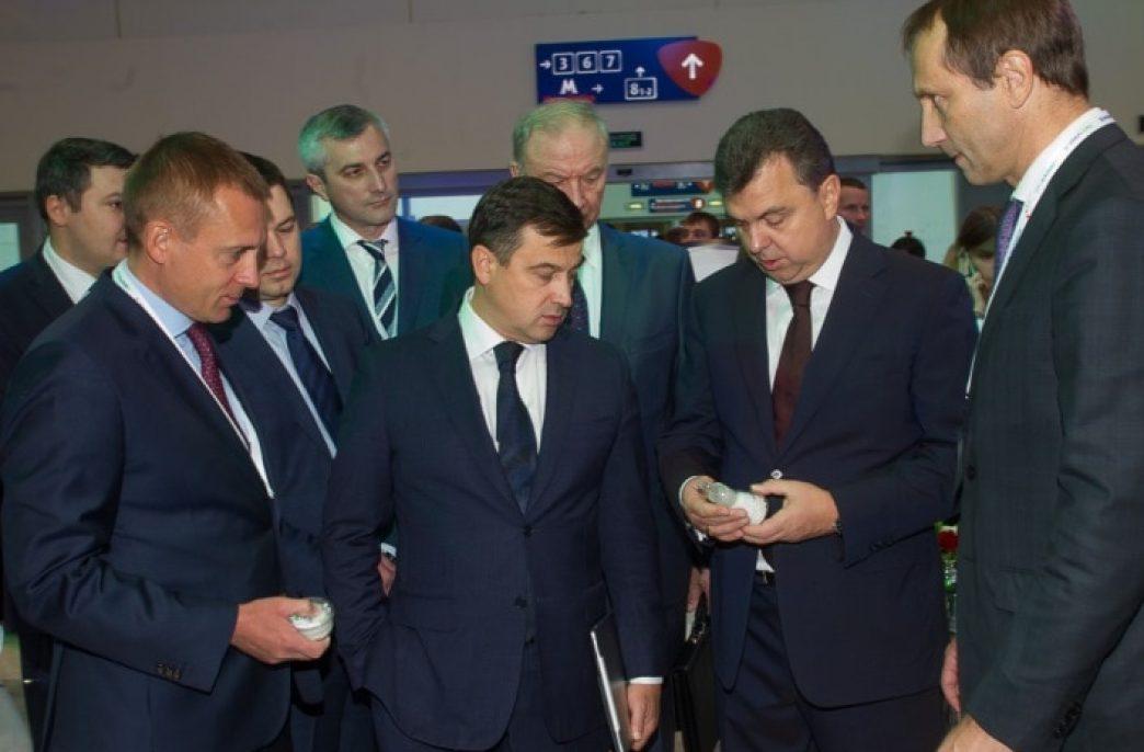 «УРАЛХИМ» и «Уралкалий» представили на выставке «Химия-2016» новый продукт