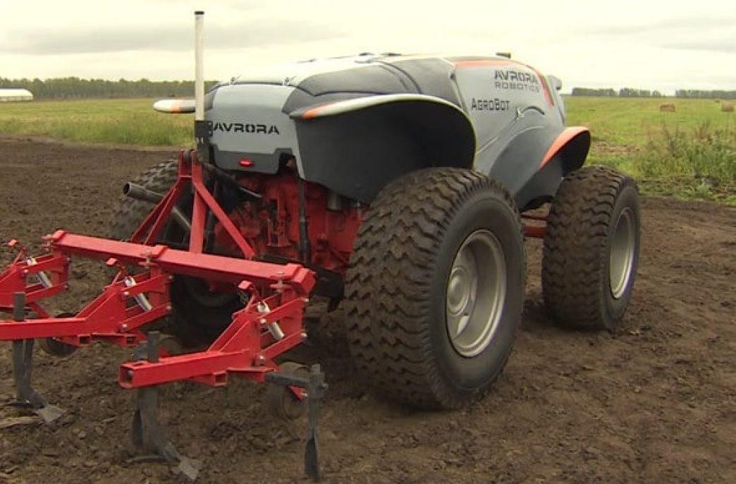 В Рязанской области испытан первый агроробот