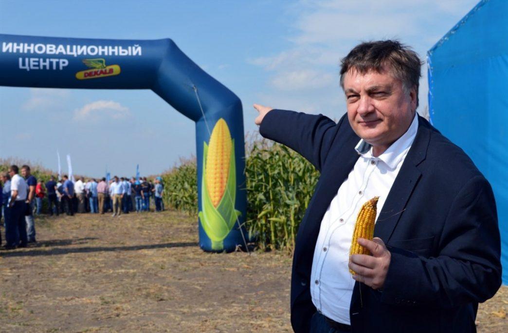 Компания «Монсанто» открыла в Белгородской области Инновационный центр DEKALB
