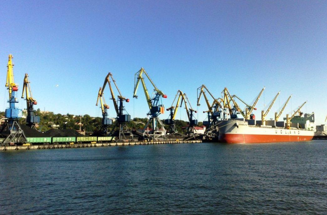 В январе-сентябре Ренийский порт в полтора раза увеличил перевалку зерна