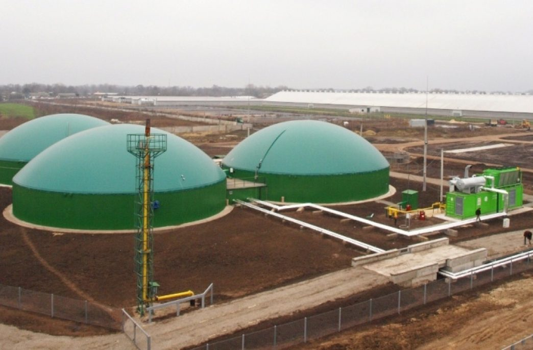 Даноша построит новые биогазовые установки