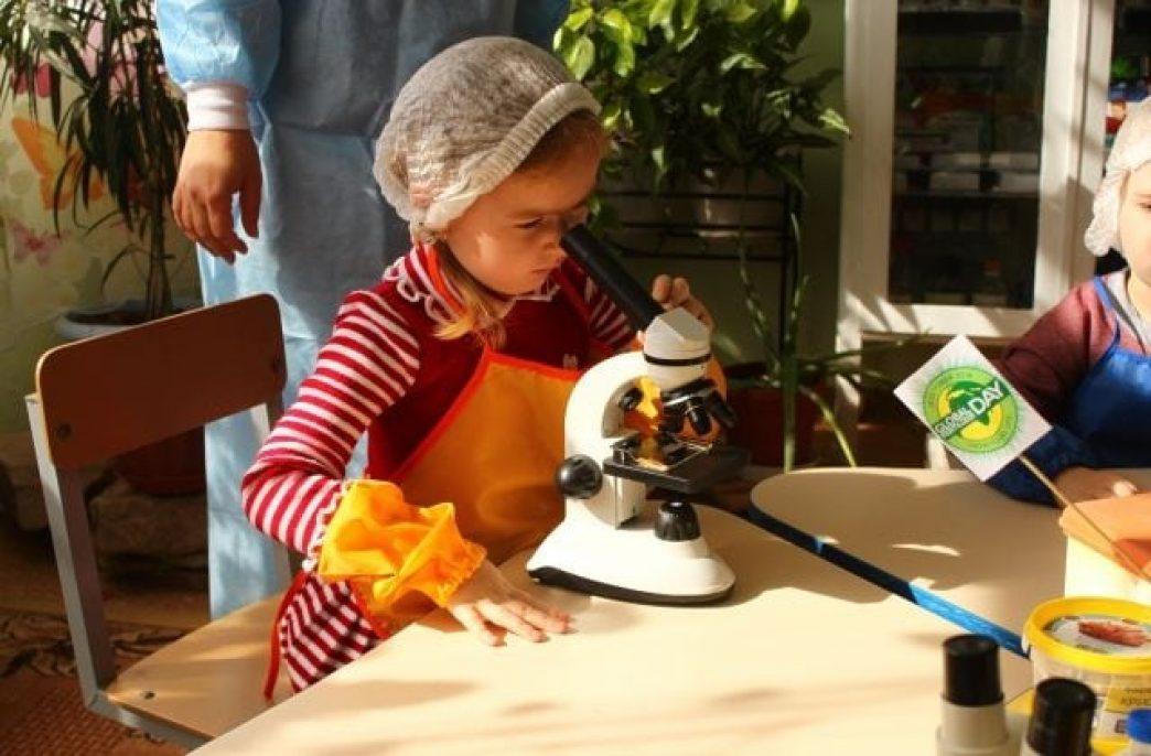 В Котельниково открылась экологическая лаборатория для детей «Эколошка»