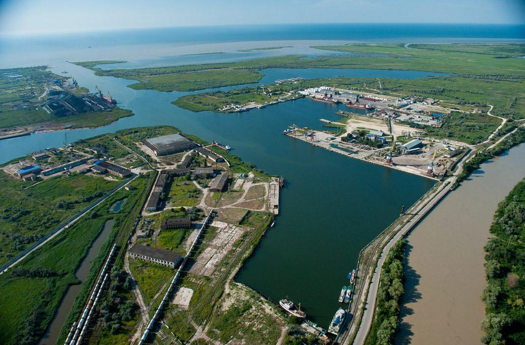 ОТЭКО введет терминал навалочных грузов в Тамани к 2018 году