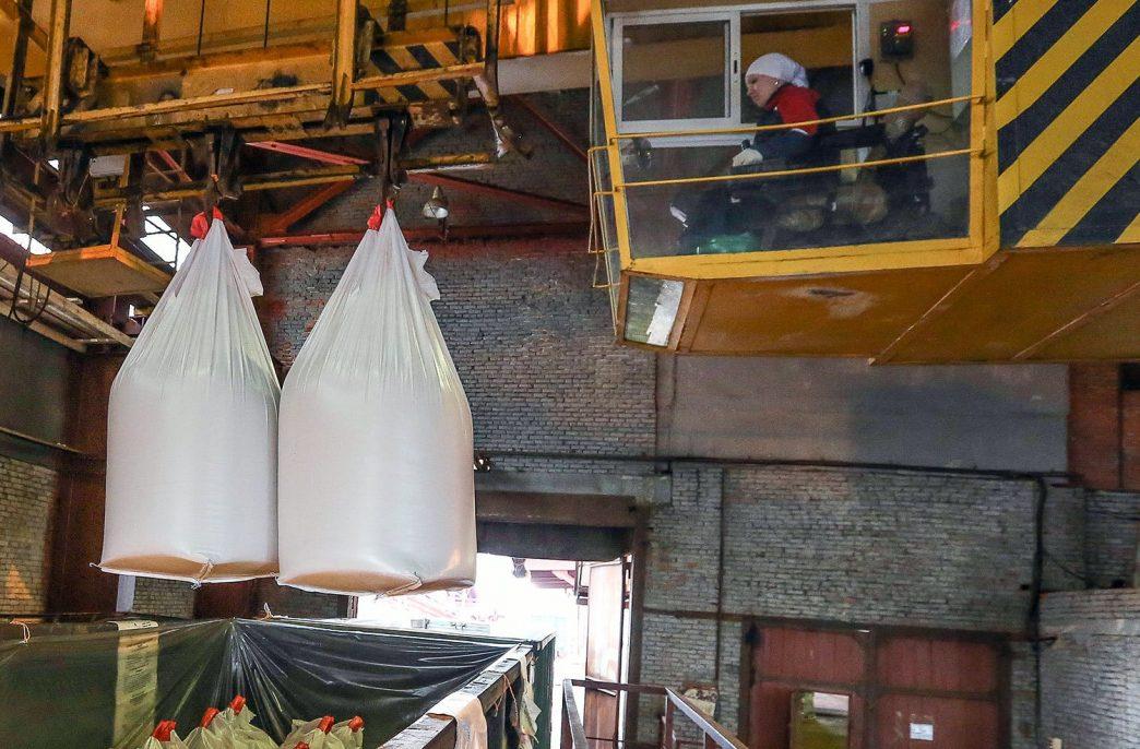 Украина собирается ввести антидемпинговые пошлины на российские азотные удобрения