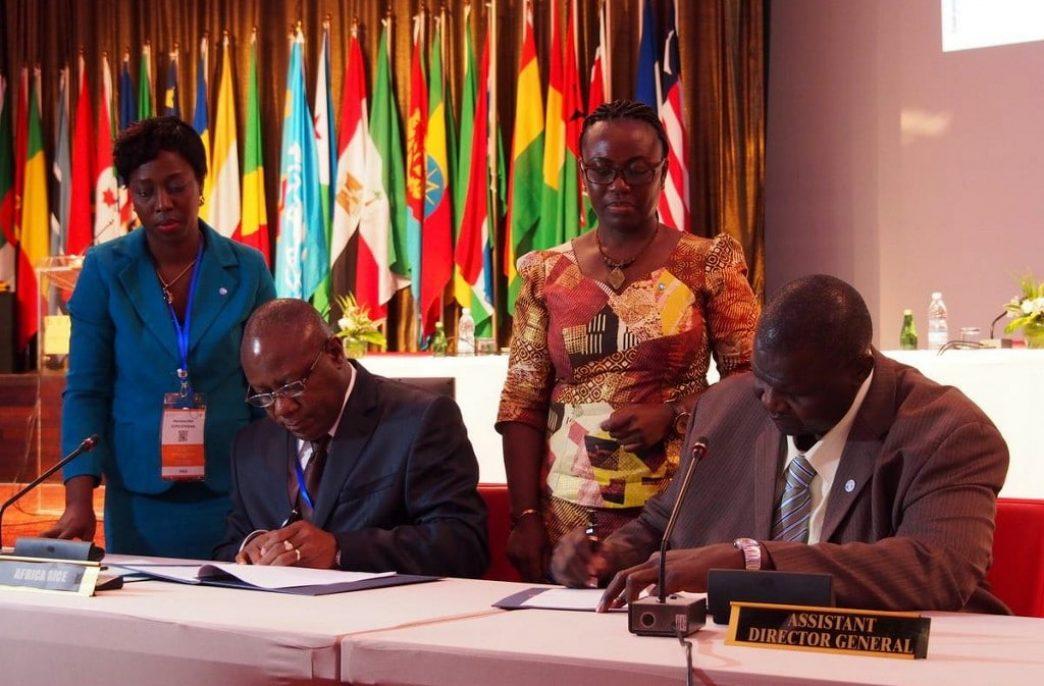 OCP Group и правительство Гвинеи подписали протокол о намерениях на поставки фосфатов