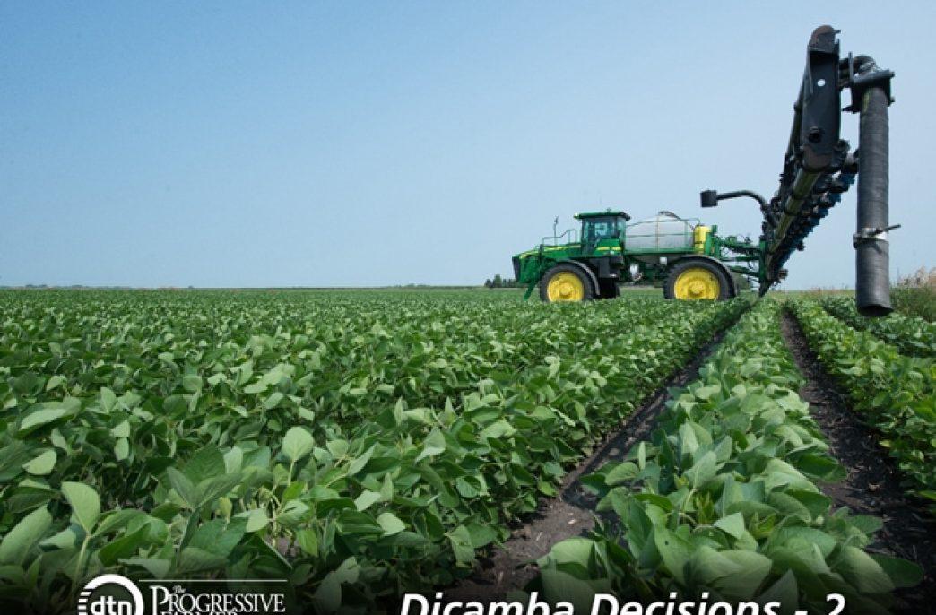 Опасности ветряного дрифта при применении гербицидов