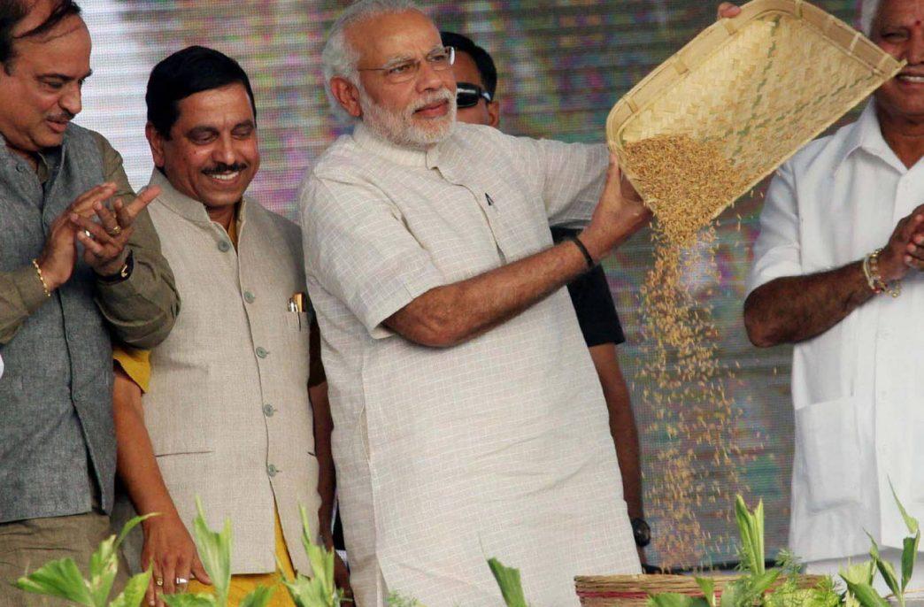 Рынок минеральных удобрений Индии — прогнозы в случае победы Нарендры Моди на выборах