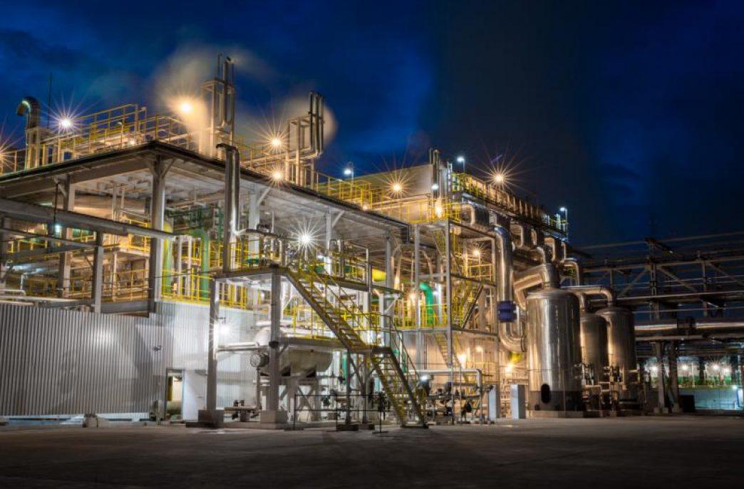 Новый завод «Акрона» выпустил первые 0,5 млн. тонн продукта