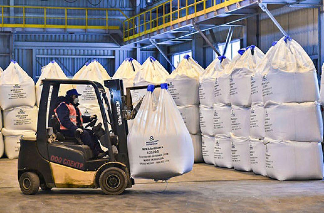 «ФосАгро» намерена увеличить поставки в Европу и Латинскую Америку