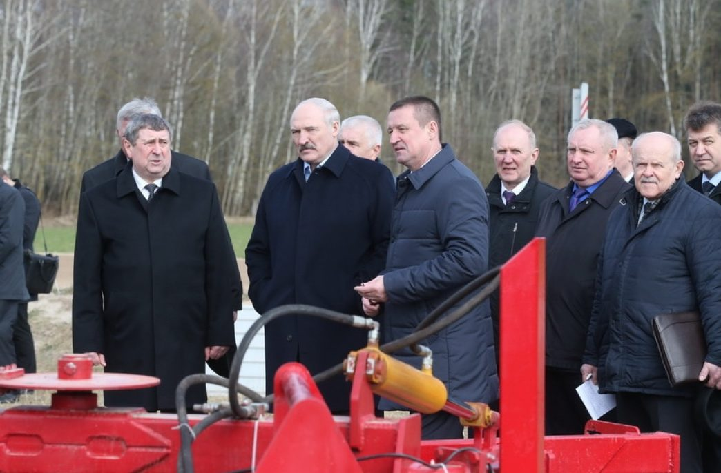 В Беларуси планируется постройка нового завода азотных удобрений стоимостью 1 млрд. долл.