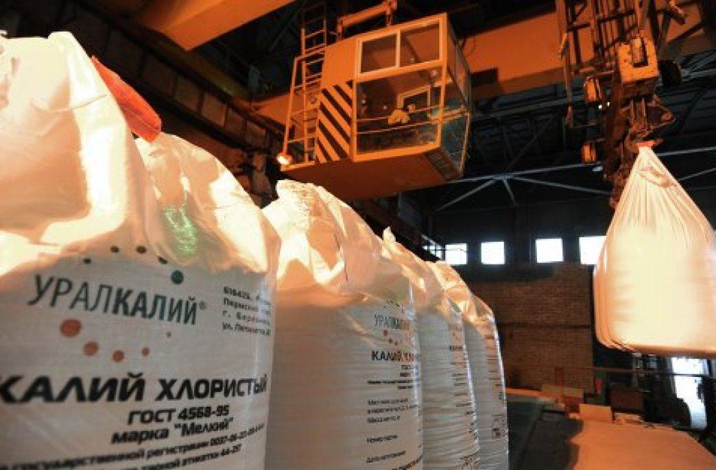 По итогам 2016 года чистая прибыль «Уралкалия» увеличилась в два раза