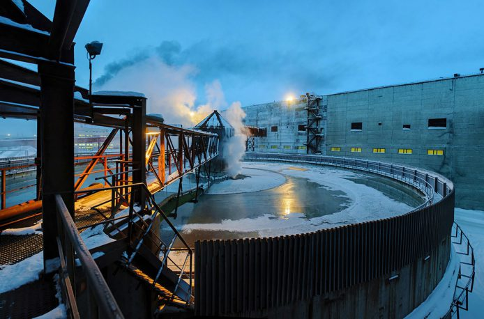 «Лиман-трейд» модернизировал систему электроснабжения третьей апатит-нефелиновой обогатительной фабрики АО «Апатит»