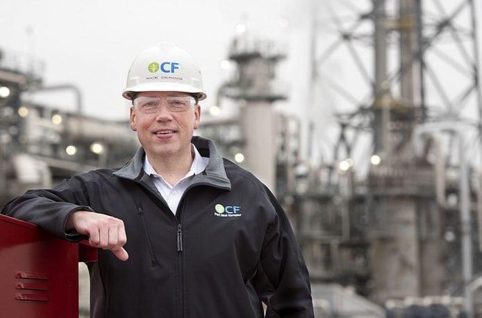 Компания CF Industries окончила строительство нового производственного комплекса стоимостью 2 млрд долларов