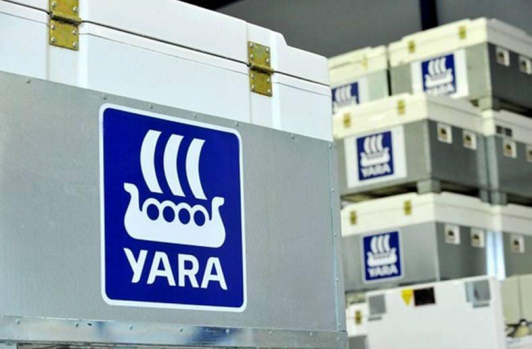 Компания Yara International предоставила отчет за I квартал 2017 года