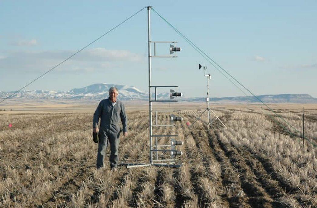 Почвоведы из штата Монтана исследовали причины улетучивания азотных удобрений