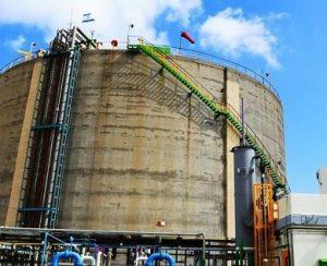 В Израиле суд обязал компанию Haifa Chemicals закрыть свое хранилище аммиака в Хайфском заливе