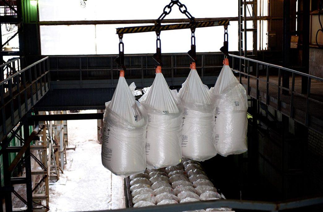 «Акрон» наращивает выпуск NPK на производственной площадке в Великом Новгороде