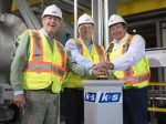 Компания K+S AG открыла свой новый калийный рудник стоимостью 3 млрд. евро