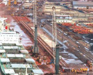 Индийский порт Кришнапатнам получил новую систему автоматической погрузки