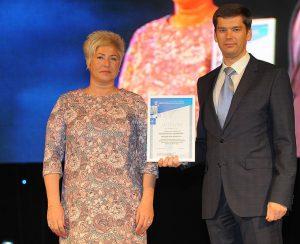 «Минеральные удобрения» стала лучшим предприятием Пермского края в 2016 году