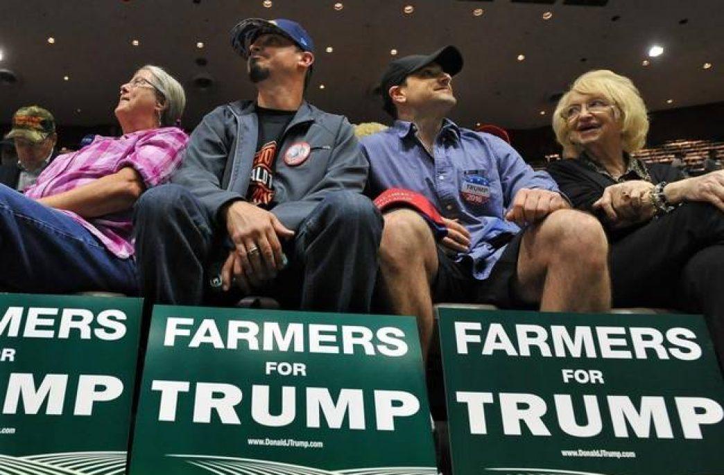 Дональд Трамп отметил высокую роль индустрии минеральных удобрений в американской экономике