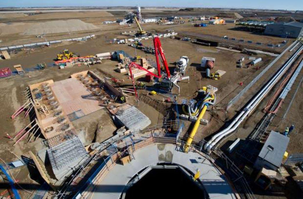 Калийный рудник Jansen компании BHP стоимостью 14 млрд. долл. начнет свою работу в 2023 году