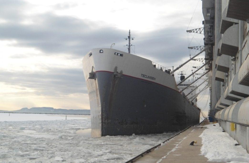 Экспорт калия через канадский порт Тандер-Бей достиг десятилетнего максимума