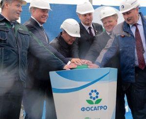 В Череповце «ФосАгро» запустила новый биолого-химический очистительный комплекс
