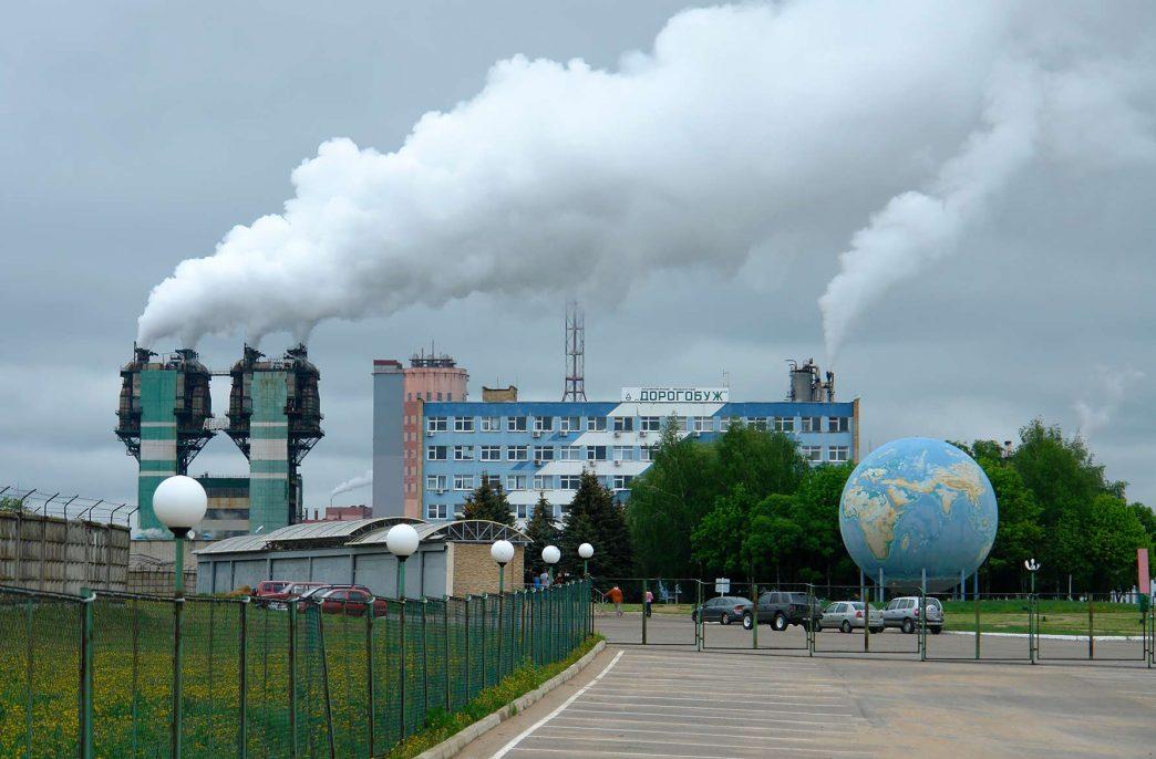 «Дорогобуж» расширяет мощности по отгрузке минеральных удобрений в биг-бегах