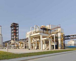 Завод Shihlien Chemical Industrial — экологически чистое производство аммиака