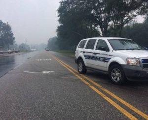 В Алабаме пожар на заводе по производству удобрений вынудил сотни жителей сидеть дома
