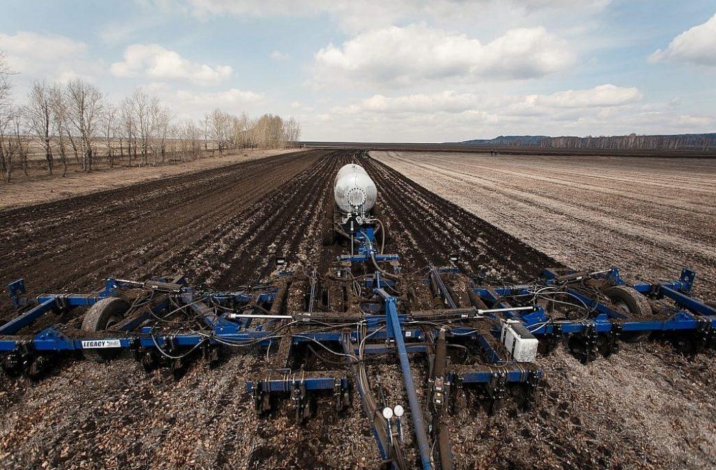 В Кемеровской области прошел семинар по методам внесения жидких азотных удобрений