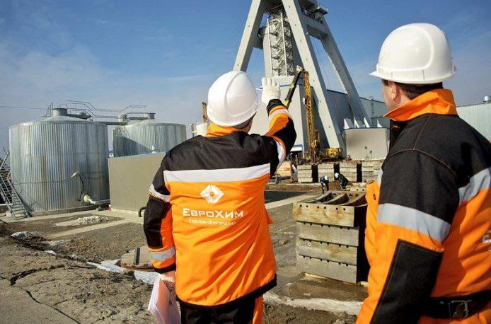 «Еврохим» закончил первый этап строительства нового комплекса минеральных удобрений в Казахстане