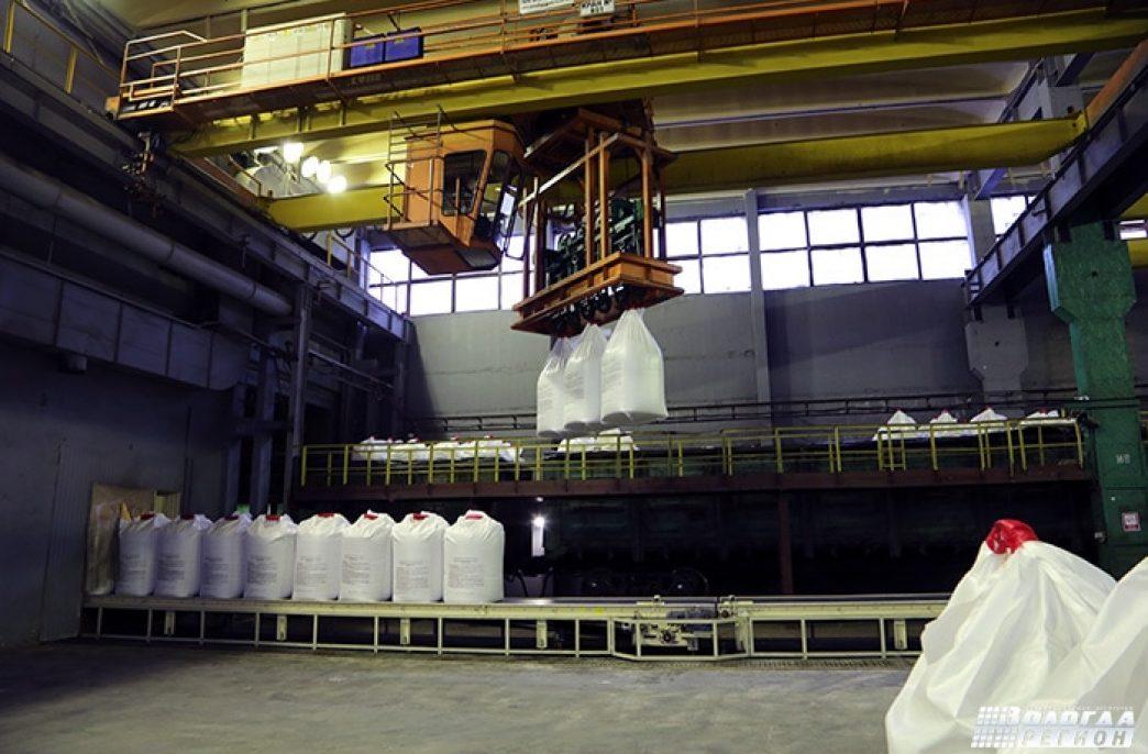 В Брянской области открыт новый логистический комплекс компании «ФосАгро»