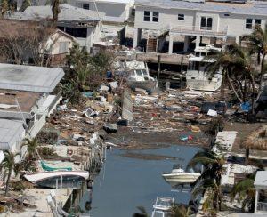 В США производители удобрений оценивают масштабы последствий урагана Ирма